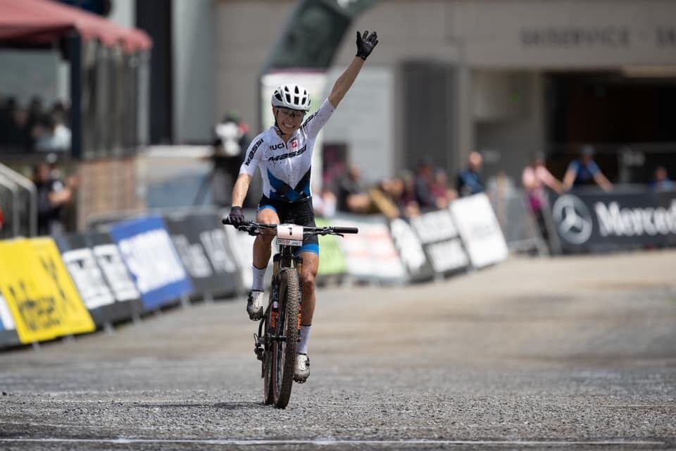 Photo : UCI Mountain Bike