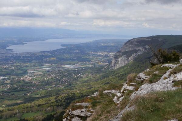 Photo : Trail du Salève