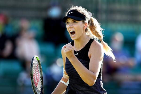Photo : LTA Tennis for Britain