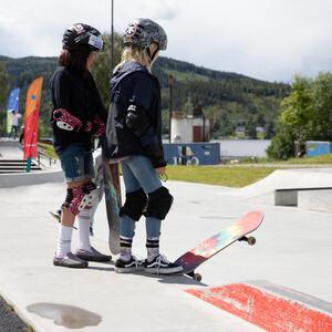 Mjøsparken skatepark