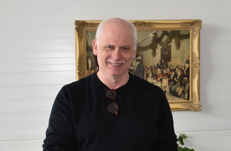 Kommunedirektør John Arne Andersen