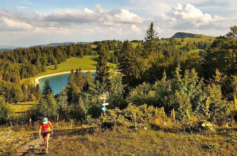 Photo : Trail du Mont d'Or