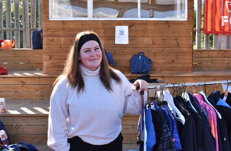 Renate er ny leder i Herøy idrettslag