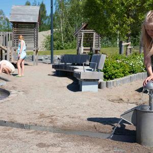 Vannlek Mjøsparken