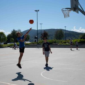 Basketball Mjøsparken
