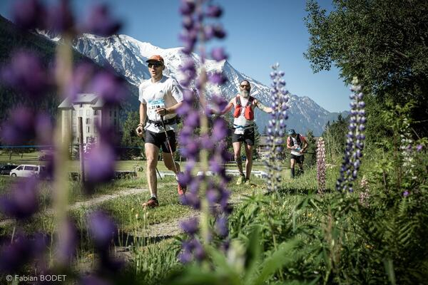 Photo : Marathon du Mont Blanc