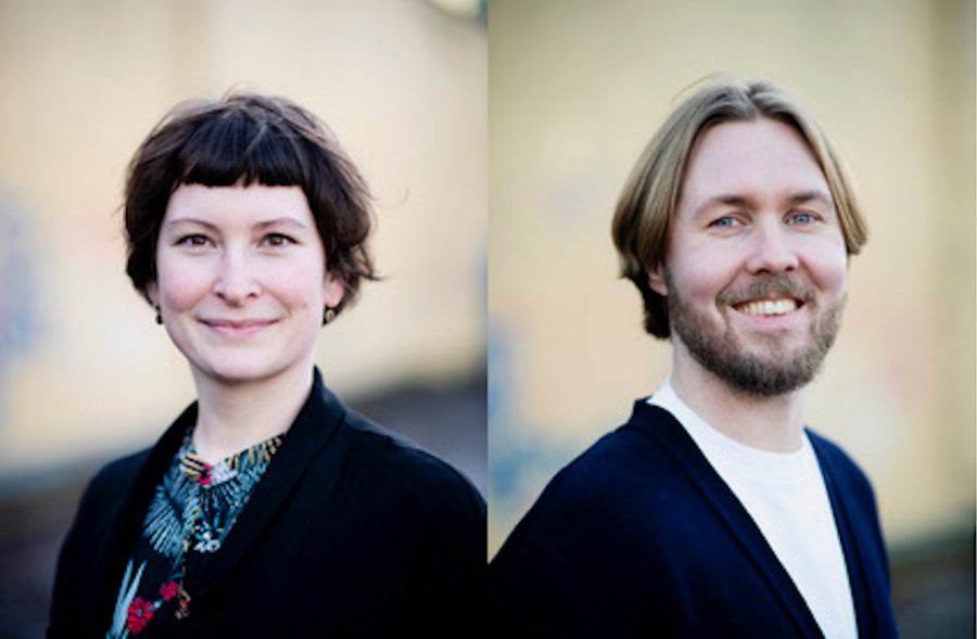 Katja Bratseth og Rune Kvernmo kommer til Fagkonferansen 2021. Foto: Byantropologene