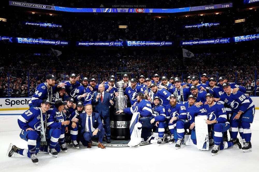 Photo : NHL