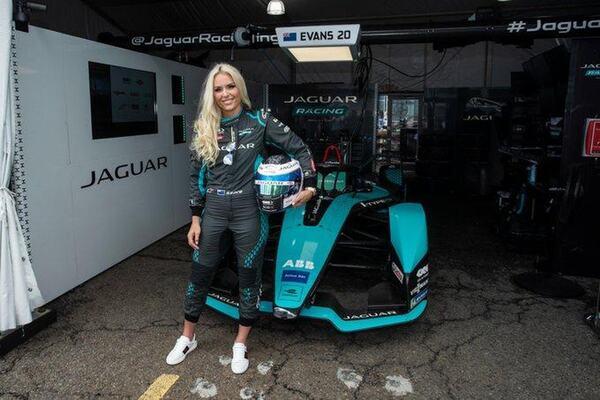 Photo : Jaguar Team