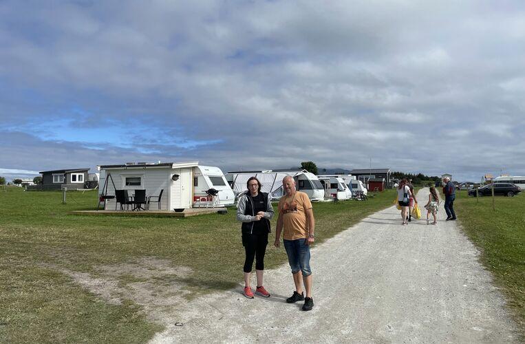 Herøy Caravan 2021_Marlen og Arne