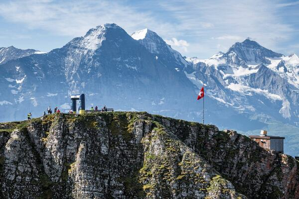 Photo : Eiger Ultra Trail