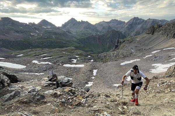 Photo : Salomon Running