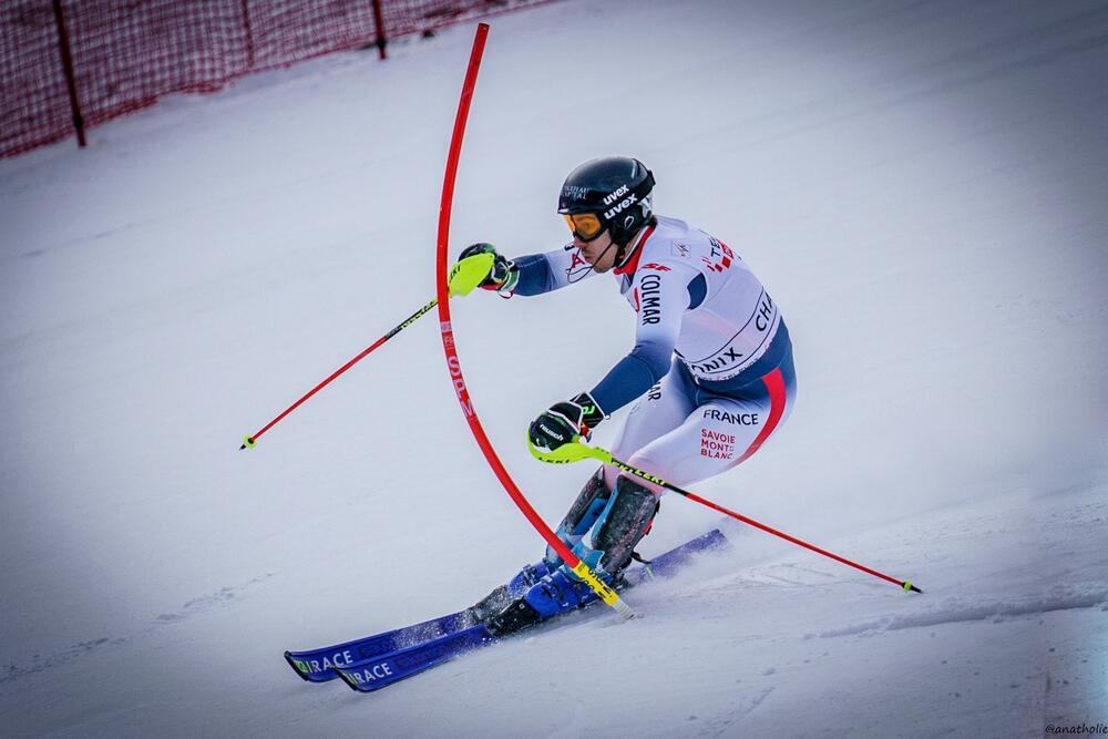 Photo : Equipe de France de ski alpin
