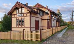 Grindvoll stasjon