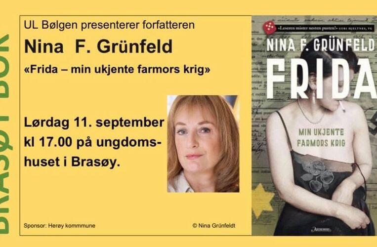 Foredrag med Nina F