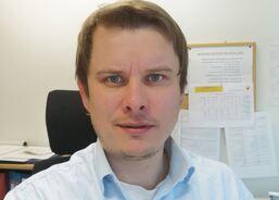 Tommy Salmi Nilsen, Enhetsleder tekniske tjenester, Sør-Varanger kommune. Foto: Sør-Varanger