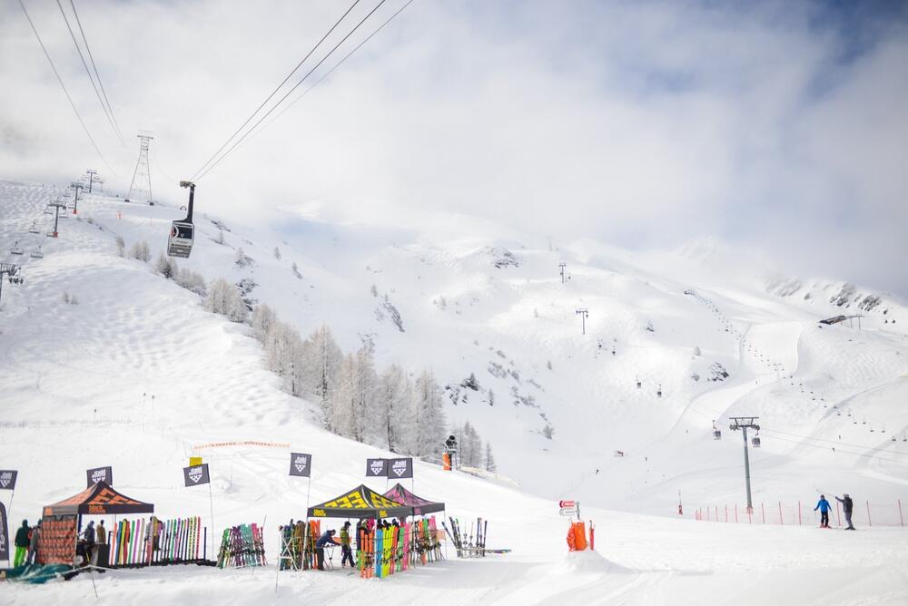 Photo : Compagnie du Mont Blanc