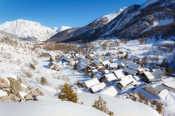 Photo : Nordic Alpes du Sud