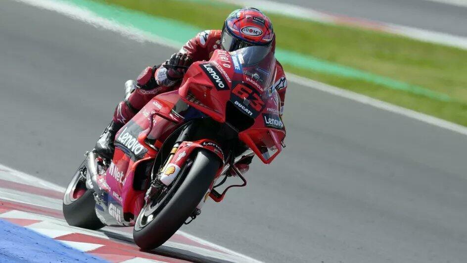 Photo : Moto GP Officiel