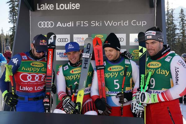 Photo : Lake Louise World Cup