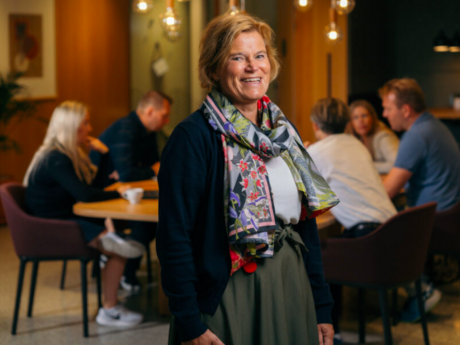 Kirsti Kierulf, administrerende direktør i NKF. Foto: Chris Caspersen