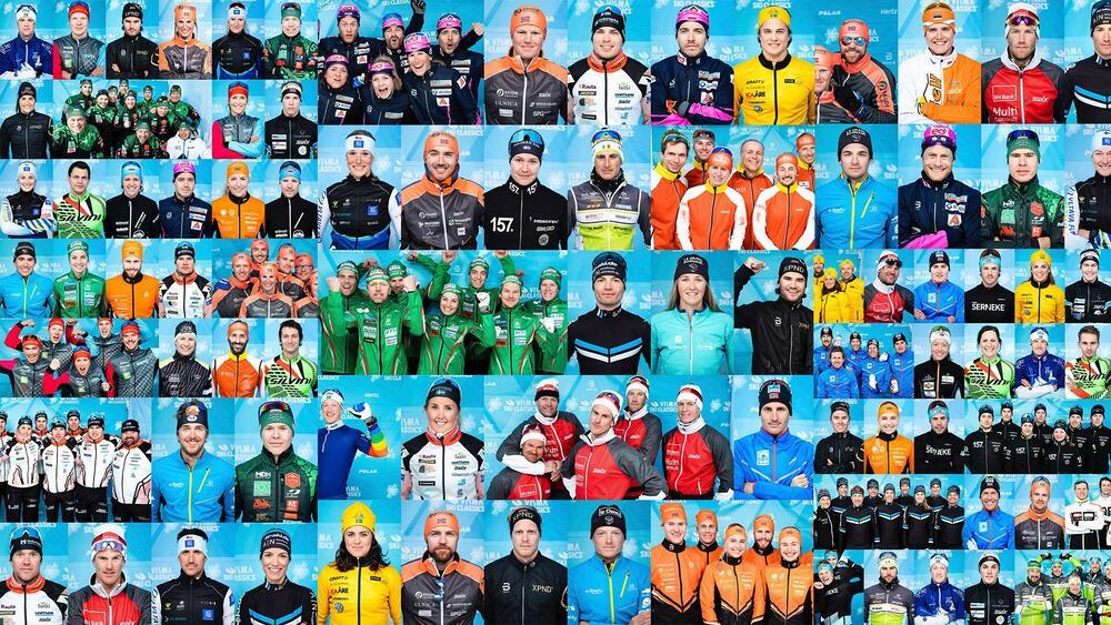 Photo : Visma Ski Classics
