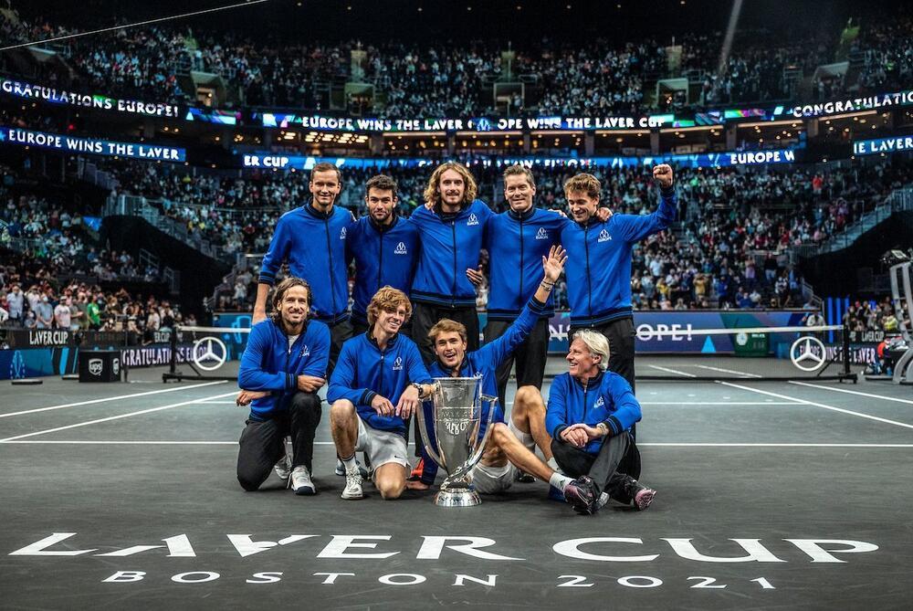 Photo : Laver Cup Official