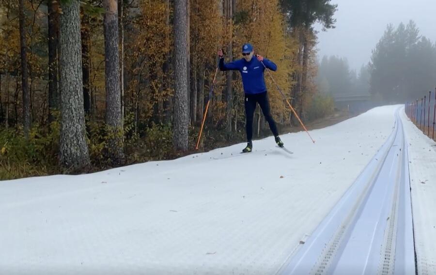 Photo : Vuokatti Track