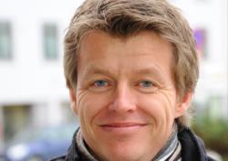Espen Sunde er avdelingsdirektør for kanaler i Arbeids- og velferdsdirektoratet // NAV. Foto: Torbjørn Vinje