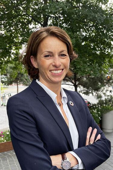 Kristin Fagerhaug, Direktør strategisk ledelsesrådgivning i HR prosjekt. Foto: HRP