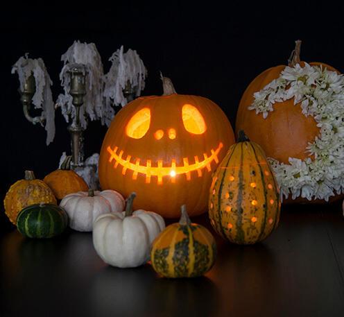 Feire halloween med stil