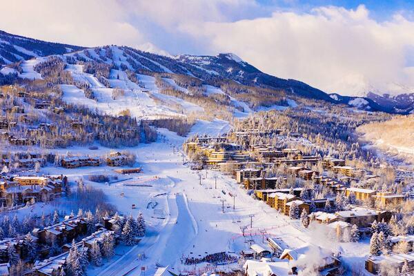Photo : Aspen Snowmass