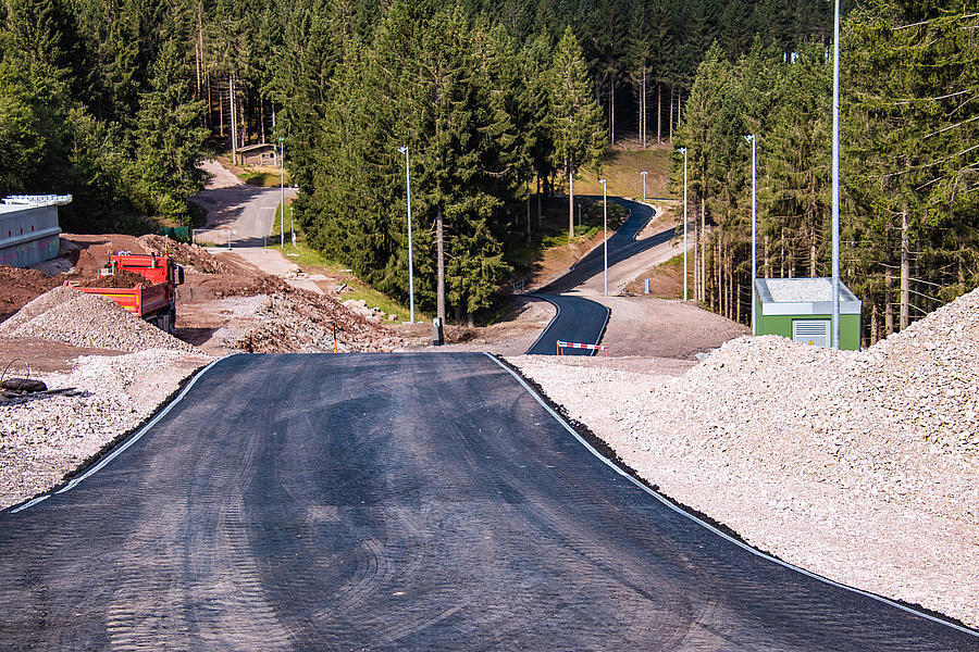 Photos : Oberhof Winterzentrum Arena