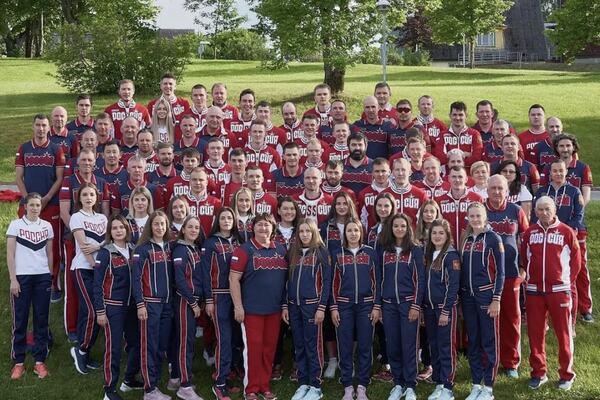 Photo : Russia Ski Team