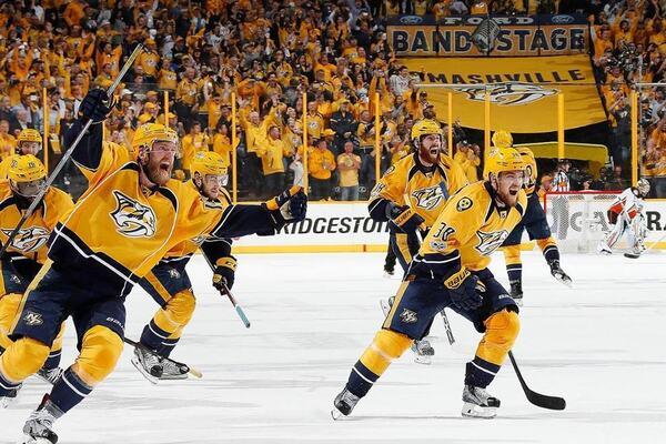 Photo : Nashville Predators