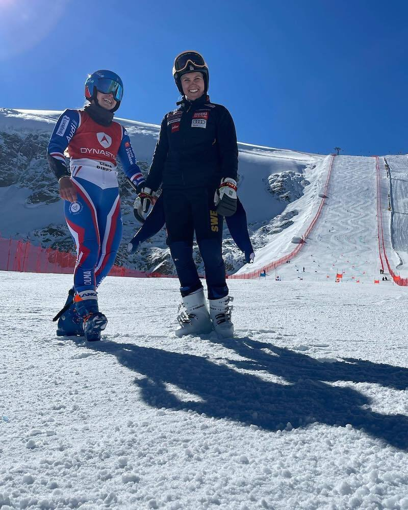 """""""We appear to be the Alpha Jet of the Patrouille de France"""" – Sports activities Infos – Ski"""