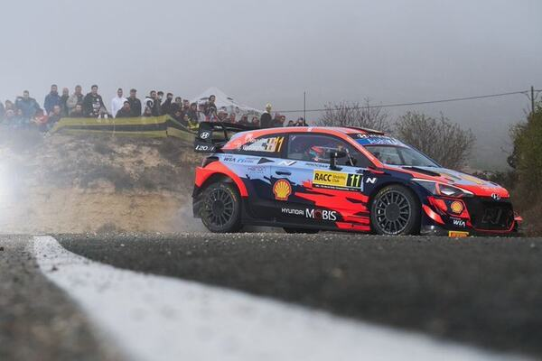 Photo : WRC