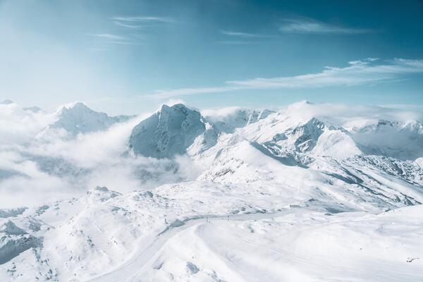 Photo : Les Deux Alpes