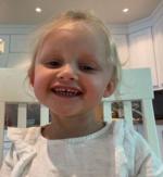 Othelia Isaksen 4 år