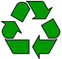 Internasjonalt symbol for resirkulering