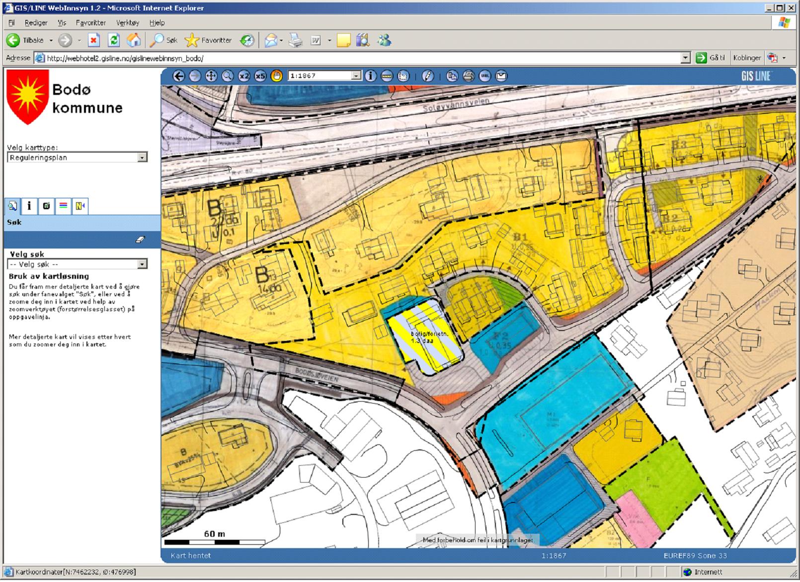 Satsing Pa Kart Og Geodata Norsk Kommunalteknisk Forening