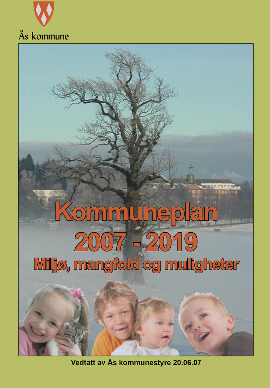 Kommuneplan Ås 2009 - 2017