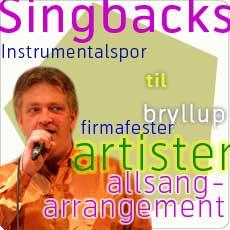 Karaoke synger han Ragnar